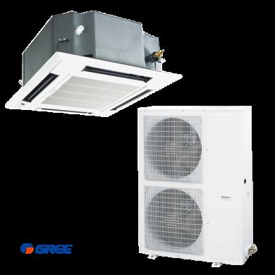 Касетъчен климатик Gree GUD125T / GUD125WNhA-T
