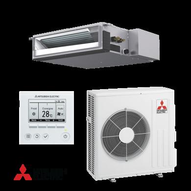 Канален климатик Mitsubishi Electric SEZ-M50DA / SUZ-M50VA