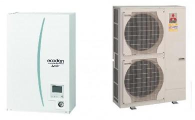 Термопомпа въздух-вода PUHZ-SHW140YHA/ERSC-MEC-отопление и охлаждане 14kw