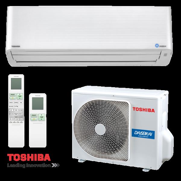 Инверторен климатик Toshiba Super Daiseikai 9 RAS-16PKVPG-E / RAS-16PAVPG-E