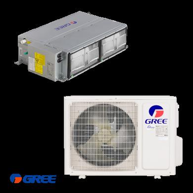 Канален климатик Gree GUD50P / GUD50WNhA-T