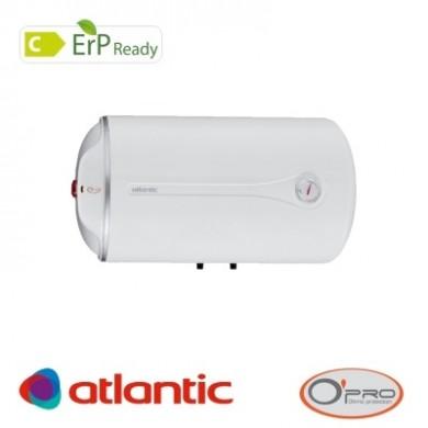 Електрически бойлер със серпентина Atlantic O'Pro Plus 100л. хоризонтален монтаж