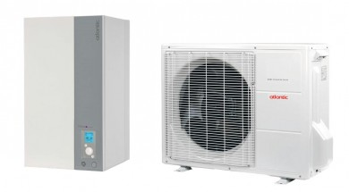 Термопомпа Atlantic ALFEA EXTENSA A.I.13 кw–отопление и охлаждане