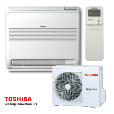 Инверторен климатик Toshiba Bi-flow RAS-B10J2FVG-E1 / RAS-10J2AVSG-E-подов тип