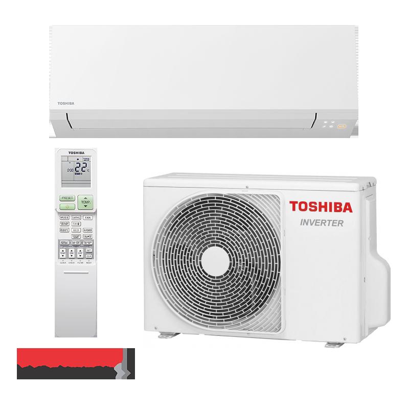 Инверторен климатик Toshiba Shorai Edge RAS-B22J2KVSG-E / RAS-22J2AVSG-E