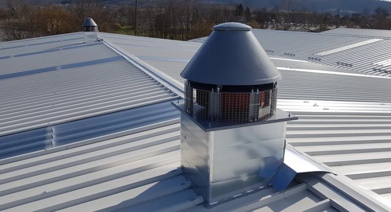 покривен вентилатор