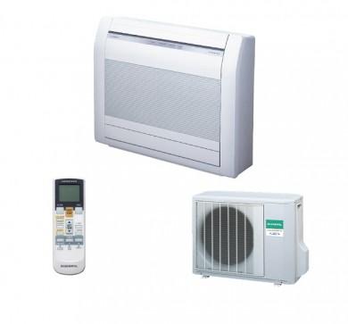 Инверторен подов климатик General Fujitsu AGHG09KVCA / AOHG09KVCA