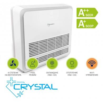 Подов климатик Crystal CCI-12H-UR4/CCO-12H-UR4