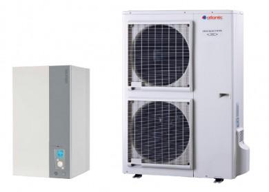 Термопомпа Atlantic ALFEA EXCELLIA A.I. Tri 16 kw - отопление и охлаждане