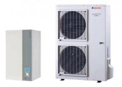 Термопомпа Atlantic ALFEA EXCELLIA A.I. 11 kw - отопление и охлаждане
