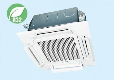 Касетъчен климатик Mitsubishi Heavy Industries FDTC25VH1 / SRC25ZS-W1