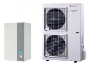 Термопомпа Atlantic ALFEA EXCELLIA HP A.I. 16 кw - отопление и охлаждане