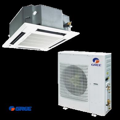 Касетъчен климатик Gree GUD100T / GUD100WNhA-T
