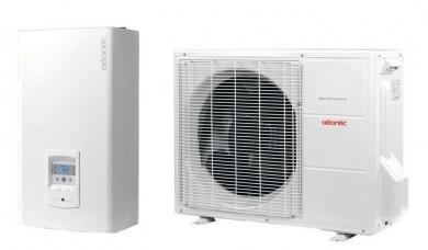 Термопомпа Atlantic LORIA 6008 , 8 kw - отопление и охлаждане