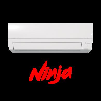 MSZ-FT50VGK/MUZ-FT50VGHZ Ninja Mitsubishi Electric