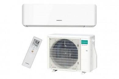 Инверторен стенен климатик General Fujitsu ASHG09KPCA / AOHG09KPCA серия ЕКО