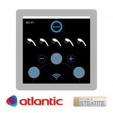 Електрически бойлер Atlantic Vertigo Steatite Wi-Fi 100 , 80л