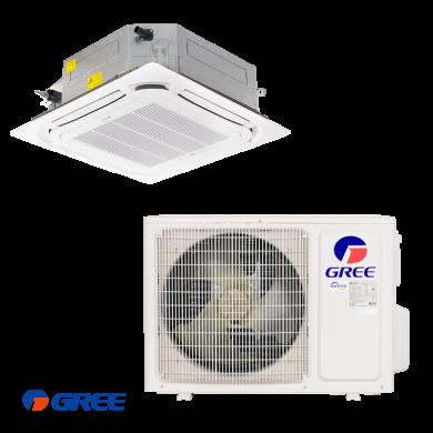 Касетъчен климатик Gree GUD50T / GUD50WNhA-T