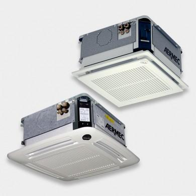 Вентилаторен конвектор касета AERMEC FCL