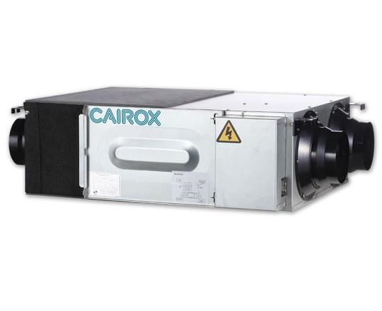 Рекуперативен блок CHRU-TF 350
